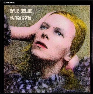 ##60 全新美版CD David Bowie - Hunky Dory [1971]