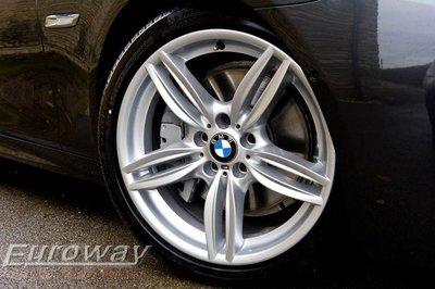 優路威 BMW 原廠351M 19吋前後配鋁圈 F10 F11 F12 F30 F31 M-SPORT X1 X3 X4