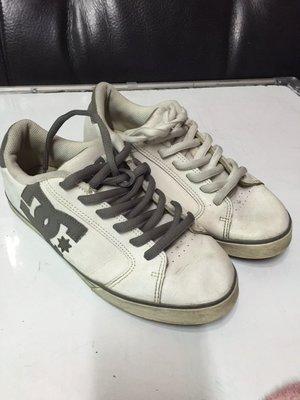 專櫃DC滑板鞋38號24