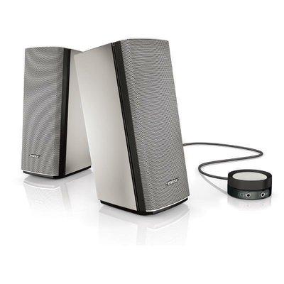 【MEIGO美購】Bose Companion 20多媒體音箱系統(銀色) New