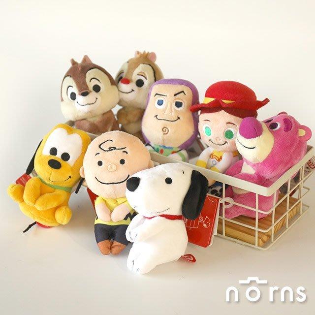 Norns【日貨迪士尼T-ARTS攝影娃娃】日本Chokkorisan拍照布偶 維尼小豬米奇奇蒂蒂 米妮