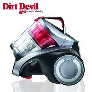 Dirt Devil Rebel52第15代Dual in Muliti-cyclone超強V型多孔離心力吸塵器