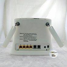 ET手機倉庫【福利品 可自取!ZTE】MF283+ 白 (中興、4G多功能無線路由器、4G全頻、含天線 LTE)附發票