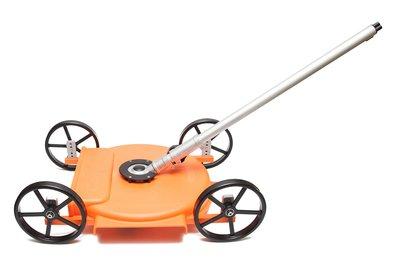 【免運 分期零利率】新品優惠組合 [四輪割草推車] + [CK-210割草機+17.4電池+標充] 東林割草機