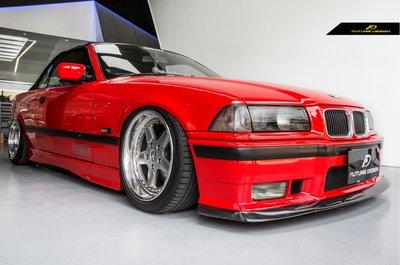 【政銓企業有限公司】BMW E36 M3 保桿專用 AC款 碳纖維 卡夢 前下巴  免費安裝 現貨供應