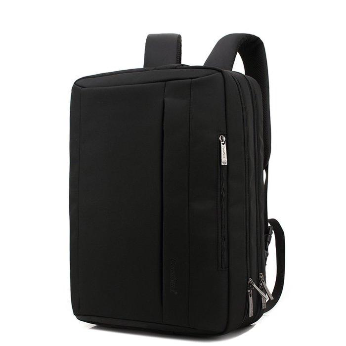 CB5501BK大容量三用電腦後背包.公事包17吋黑色