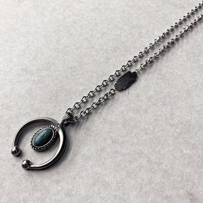 【inSAne】訂製款 / 寶石 / 彎月 / 項鍊 / 飾品 / 單一尺寸