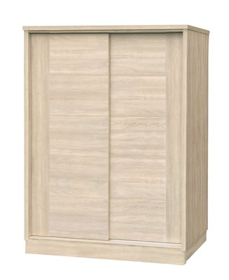 【南洋風休閒傢俱】精選時尚衣櫥 衣櫃 置物櫃 拉門櫃 造型櫃設計櫃-愛瑞克梧桐4*7尺衣櫥 CY35-47