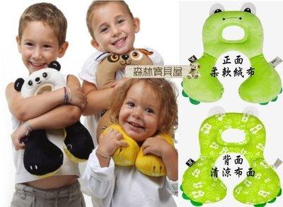 森林寶貝屋~可愛動物造型護頸枕~寶寶護...