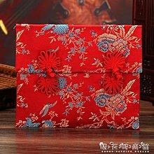 結婚高檔布藝大紅包裝2-3萬元改口禮金袋生日賀壽祝壽婚禮彩禮袋