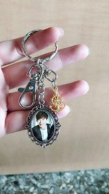 李鍾碩 時光寶石造型鑰匙圈