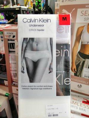 CK 女內褲三入組  三件 等於一件只1佰多