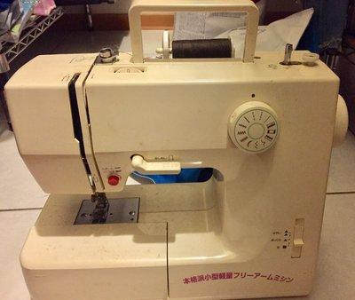 家用電動縫紉機桌上型.不佔空間