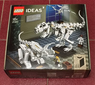 《全新現貨》樂高 LEGO 21320 IDEAS系列 恐龍化石