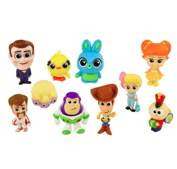 《FOS》2019新款 日本 迪士尼 玩具總動員4 胡迪 公仔 玩具 巴斯光年 牧羊女 卡蹦公爵 Disney 熱銷