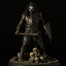 Lurtz resin kit from Lord of the Rings LOTR