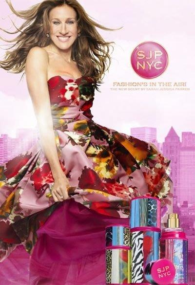 *滿額送贈品-罕見絕版品 好萊塢慾望女星-莎拉潔西卡派克 SJP NYC紐約時尚 女性香水60ML全新未使用~低價免郵