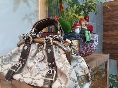 【日經動產質借】Versace  凡賽斯 手提側背包 宴會包