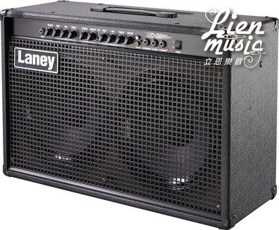 『立恩樂器』免運優惠 英國 LANEY LX120RT Twin 120 瓦 音箱 破音 LX 120 RT 電吉他