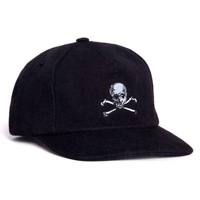 【P+C】19SS NOAH JOLLY ROGER 5-Panel Hat 骷髏 水洗做舊 平沿帽 棒球帽 鴨舌老帽