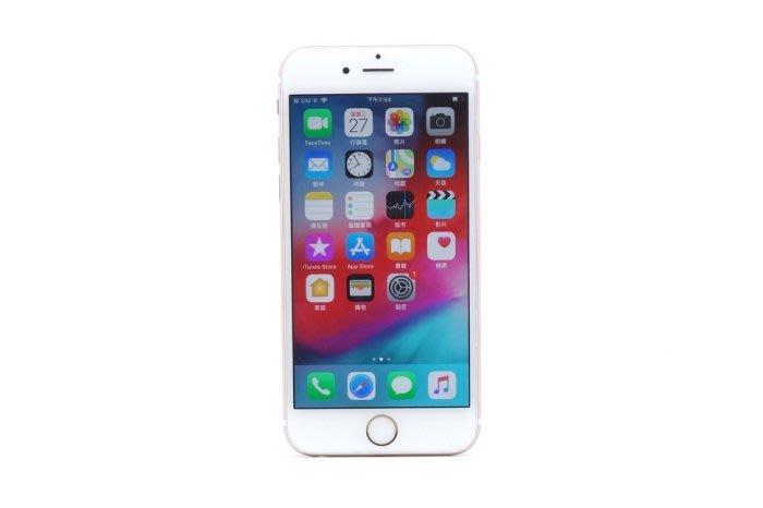 【台中青蘋果】Apple iPhone 6S 玫瑰金 64G 64GB 二手 4.7吋 蘋果手機 #34946