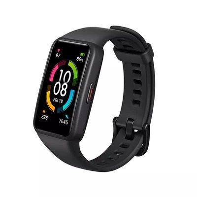 華為榮耀手環 6 智慧手錶 智慧手環 心率監測 防水防塵 ( 非 小米手環 )