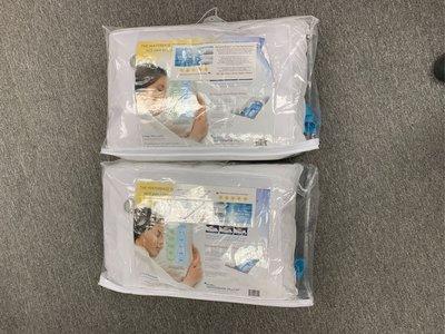 2個優惠庒 USA美國 Mediflow Waterbase Pillow 醫療水枕頭100%全新正版(現貨)有效減低頸椎痛,肩痛..失眠及頭痛