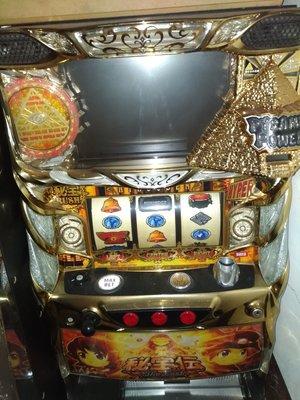 柯先生日本館原裝SLOT斯洛2016秘寶傳~TheLast(大都技研)拉霸機台PUB佈置潮個性房間餐廳夜店大型家用遊戲機