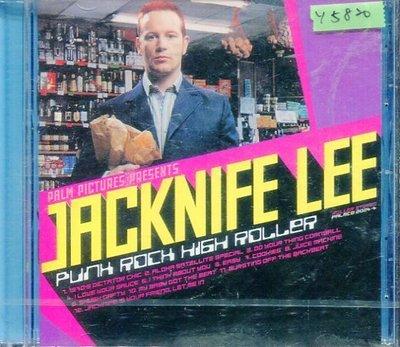 *還有唱片行* JACKNIFE LEE / PUNK ROCK HIGH ROLLER 全新 Y5820 (49起拍)
