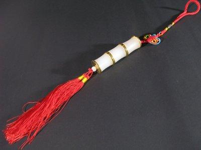 [銀九藝] 玉雕 阿富汗玉 節節高升 項鍊 項墬 吊飾 配飾 腰飾 (1)