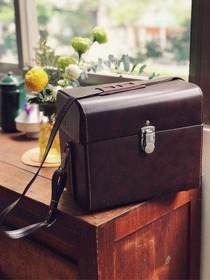 古董相機皮箱