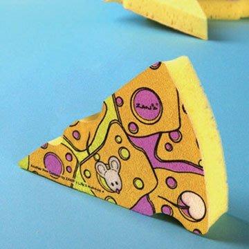 最後出清! 老鼠與起士海綿 (2入), 香港ZANS 創意設計小品,香濃起司與小老鼠的幽默生活