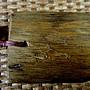[福田工藝]老古董/加里曼丹沉香/香味濃醇油脂凝厚/實心聞香把玩香配墜飾本標8.6g[沈把48]