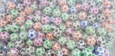 現貨 宏亞 77 哈哈球 足球巧克力 305g(61顆) 年貨 下午茶 台南市