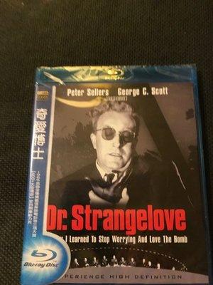 (全新未拆封)奇愛博士 Dr. Strangelove 藍光BD(得利公司貨)