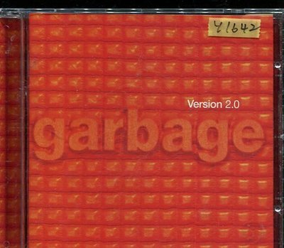 *還有唱片行* GARBAGE / VERSION 2.0 二手 Y1642