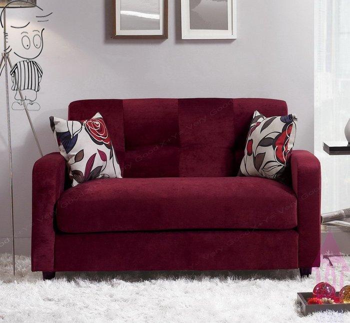 【X+Y時尚精品傢俱】現代沙發系列-都克 2人沙發椅.情人椅.高級絨布.實木腳.附抱枕.摩登家具