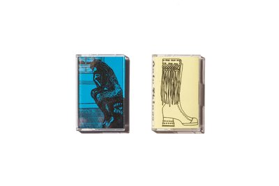 "[ LAB Taipei ] GOOD MORNING TAPES ""CASSETTE"""