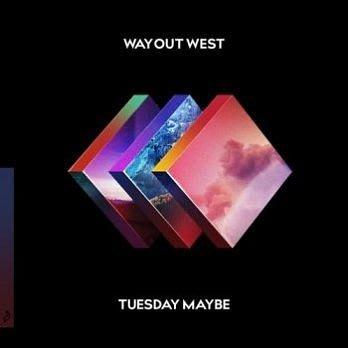 合友唱片 面交 自取 西線冒險樂團 Way Out West / 週二夜有望 Tuesday Maybe CD