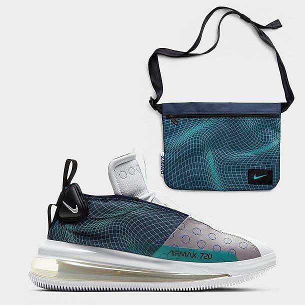 限時特價南◇2020 7月 Nike Air Max 720 Waves Bq4430-401 大氣墊 白灰藍色