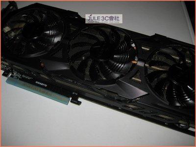 JULE 3C會社-技嘉 N970G1 GAMING-4GD GTX970/D5/4G/風之力/庫存/PCIE 顯示卡