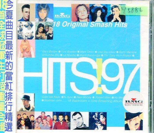 *還有唱片行* HITS!97 二手 Y5886