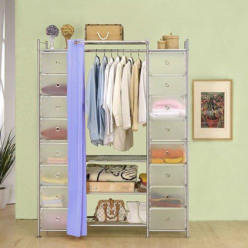 【中華批發網DIY家具】D-60-03-PP+W4+PP型60公分衣櫥櫃-(前罩)不織布
