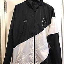 全新 FCRB stand collar blouson jacket size L XL FC real bristol zipup soph
