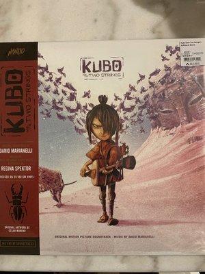 (全新未拆封)魔弦傳說 Kubo And The Two Strings 電影原聲帶 黑膠LP(原價2275元)