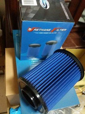 福特 FORD FOCUS MK2.5 MK3  TDCI  1.5T 圓筒型-SIMOTA高流量空氣濾芯