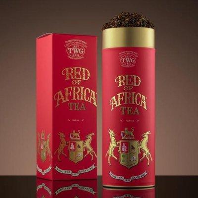 ~快樂莊園精選~ 世界頂級貴婦茶 TWG 頂級訂製茗茶系列 非洲紅茶 Red o f Africa Tea
