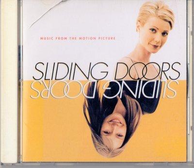 雙面情人--SLIDING DOORS電影原聲帶
