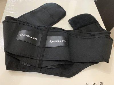 【二手出清】 MUELLER 慕樂 醫療型 墊片加壓式 腰薦 護具  護腰
