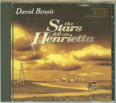 """""""星落家園(Stars Fell on Henrietta)""""- David Benoit,美版,S03"""